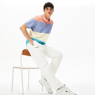 Lacoste Men's Elastic Waistband Trackpants