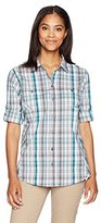 Wolverine Women's Sidney Roll-Sleeve Quick Dry Stretch Shirt