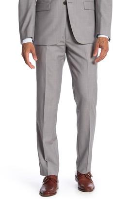 Calvin Klein Solid Slim Fit Suit Seperate Pants