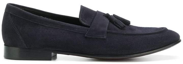 Corneliani tassel loafers