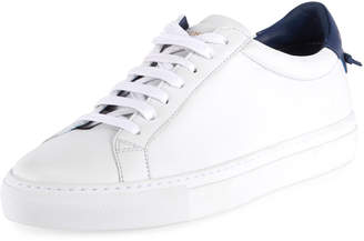 Givenchy Urban Street Leather Low Sneakers