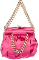 Christian Louboutin Satin Loubinette Bag