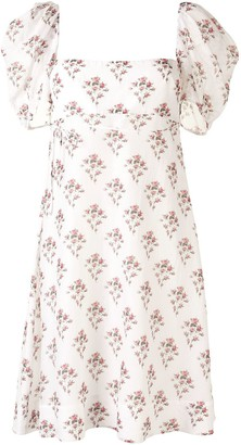 Brock Collection Riva floral print dress