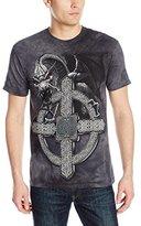 The Mountain Celtic Cross Dragon T-Shirt