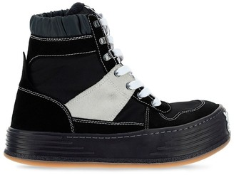 Palm Angels Snow High-Top Sneakers