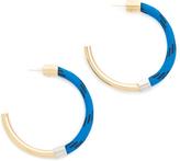 Marni Metal Hoop Earrings