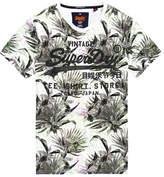 Superdry Shirt Shop All Over Print T-Shirt
