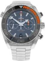Pre-Owned Omega Seamaster Planet Ocean 600m Co-Axial Master Chronometer Mens Watch 215.30.44.21.01.002