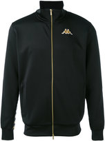 Kappa zipped logo jacket - men - Polyester - S