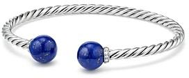David Yurman Solari Bracelet with Diamonds & Lapis Lazuli