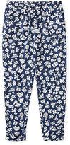 Ralph Lauren Floral Cotton Jersey Pant