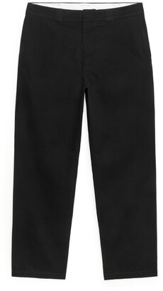 Arket Loose Twill Trousers