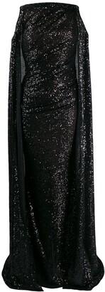 Talbot Runhof Bonos dress