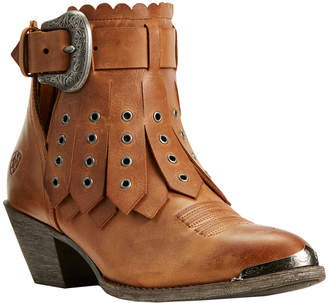 Ariat Hadley Leather Western Boot