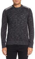 Michael Stars Men's Ribbed Crewneck Sweater