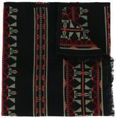 Valentino Garavani Navajo jacquard scarf