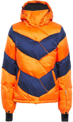 Perfect Moment Super Day Quilted Down Ski Jacket