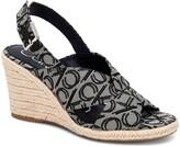 Calvin Klein Brennah Espadrille Wedge Sandal