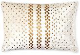 cloud 9 Metallic Diamonds Pillow