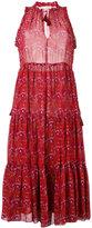 Ulla Johnson floral-print midi dress - women - Silk/Polyester - 4