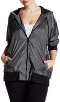 Z By Zella Aerodynamic Woven Jacket (Plus Size)