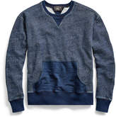 Ralph Lauren Indigo Cotton Sweatshirt