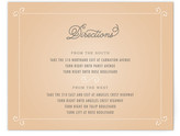 Minted Vintage Tray Directions Cards
