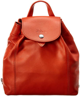Longchamp Le Pliage Cuir Xs Leather Backpack