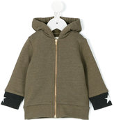 Douuod Kids - classic hoodie - kids - Cotton/Polyester - 9 mth