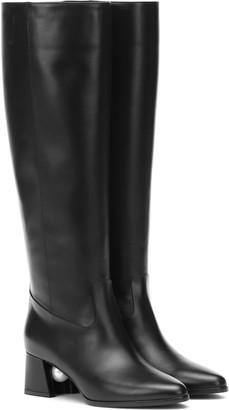Nicholas Kirkwood Miri leather boots