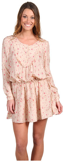 Rebecca Taylor Tiered Smock Dress