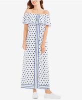 Vince Camuto TWO by Off-The-Shoulder Maxi Dress