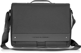 Porsche Design BriefBag FS Black Laptop Messenger Bag