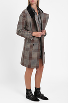 Isabel Marant Friso Check Coat