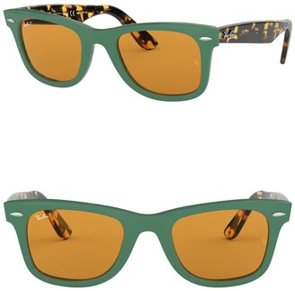 Ray-Ban Icons Polarized 54mm Square Sunglasses