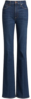 Alice + Olivia Jeans Fabulous 70'S Bootcut Jeans