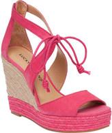 Lucky Brand Women's Listalia Espadrille Wedge Sandal