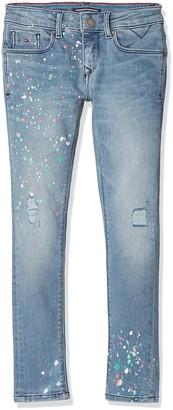Tommy Hilfiger Girl's Nora Rr Skinny Pslpst Jeans