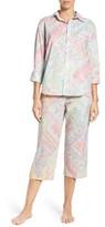 Lauren Ralph Lauren Women's Capri Pajamas