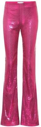 Galvan Exclusive to Mytheresa sequined pants