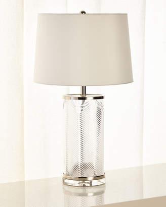 Port 68 Westwood Nickel Table Lamp