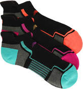 New Balance Women's Tab Performance Women's No Show Socks - 3 Pack