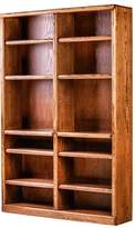 Forest Designs Bullnose Bookcase: