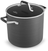 Calphalon Select by 8 Quart Hard-Anodized Non-stick Stock Pot with Cover