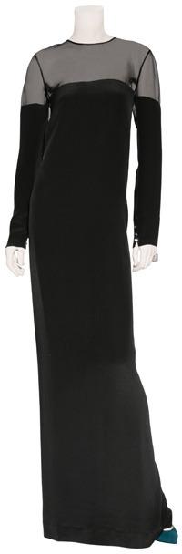 Azzaro Black Maggie Dress