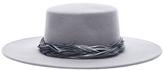 Eugenia Kim Agata Hat in Gray.