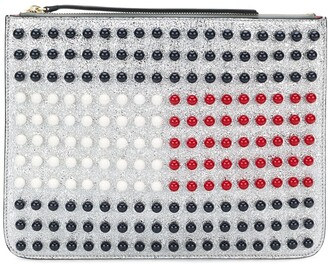 Tommy Hilfiger Tommy Icon Pearl Flag pouch