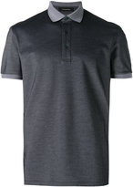 Ermenegildo Zegna classic polo top - men - Cotton - 48