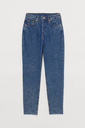 H&M Mom High Ankle Jeans
