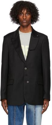 Ader Error Black Wool Videl Blazer